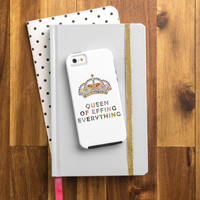 Bianca Green Her Daily Motivation Cell Phone Case