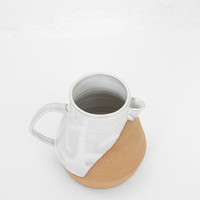 Totokaelo - Helen Levi Medium Brown Duck Pitcher - $220.00