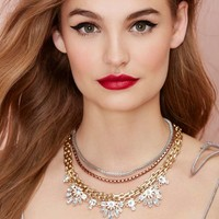 Hailey Layered Necklace