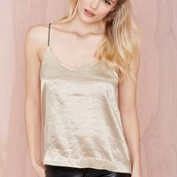 Heavy Metallic Cami