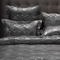 Z Gallerie - Hologram Bedding Collection - Charcoal