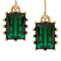 Eddie Borgo - Estate gold-plated crystal earrings