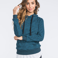 FULL TILT Womens Essential Marled Hoodie 244652200 | Essentials