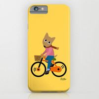 Sam's Cycling iPhone & iPod Case by BATKEI