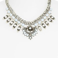 Topshop Beaded Collar Necklace   Nordstrom