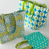 Pattern Lunch Tote Grocery Bag Diaper Bag Changing Bag  Stand 'N' Stow Bag Pattern