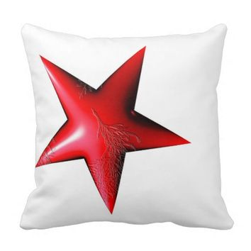 Christmas & New Year throw pillow