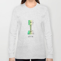 Let it go Pillory Long Sleeve T-shirts by Antoine