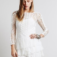 Free People Angel Kisses Dress