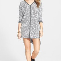 Painted Threads Seamed Sweater Dress (Juniors) | Nordstrom