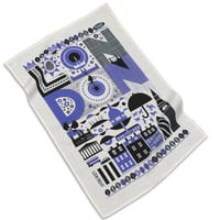 BBC America Shop - London Tea Towel