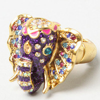 The Elephant Stretch Ring