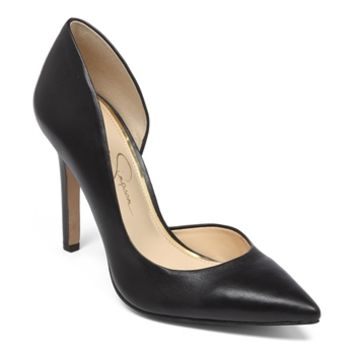Jessica Simpson Claudette d'Orsay Pump at Von Maur
