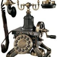 The Eiffel Tower Telephone - PM1892 - Design Toscano