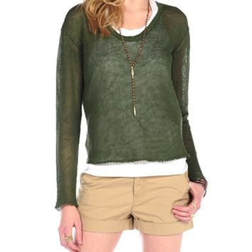 House of Harlow 1960 Forest Pullover