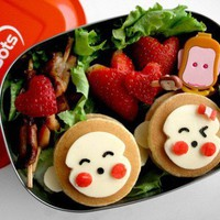 Monkey Bento | Cute Bento | CutestFood.com