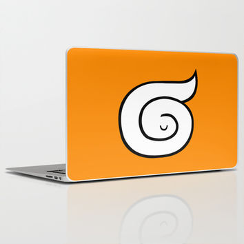 sleep Laptop & iPad Skin by simon oxley idokungfoo.com