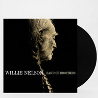 Willie Nelson - Band Of Brothers LP - Urban Outfitters