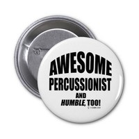 Awesome Percussionist