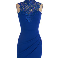 Sleeveless Bodycon Dashing on the Dance Floor Dress