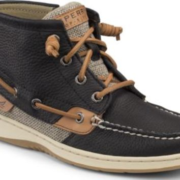 Sperry Top-Sider Marella Chukka Bootie Black, Size 5.5M  Women's Shoes