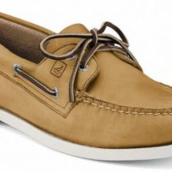Sperry Top-Sider Authentic Original 2-Eye Boat Shoe Oatmeal