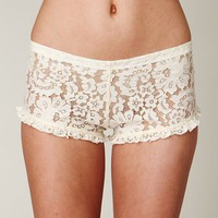 Free People Lace Bloomer