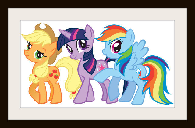 My Little Pony Cross Stitch Pattern | Los Angeles Needlework