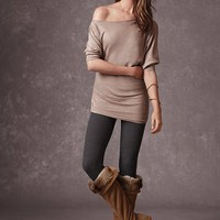 Asymmetric Sweater - Victoria's Secret