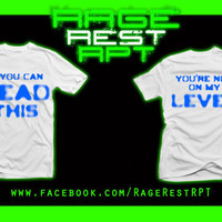 Get On My Level Tee Shirt Mens/Womens EDM House DJ Trance Electro