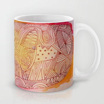 sophisticated creature Mug by Marianna Tankelevich