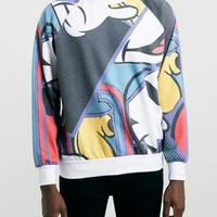 Men's Hoodies & Sweats - Clothing - TOPMAN USA