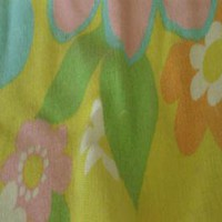 Floral Designed Fat Quarter by fugeecat on Zibbet