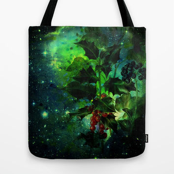 holly Tote Bag by clemm