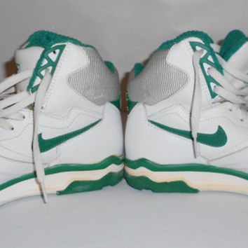 Vintage Unworn  Nike Air Transition II High Top Sneakers Women's 8.5 1990 Collector's Item Only