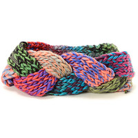 Empyre Vera Multicolor Braided Headband