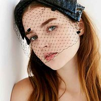Eugenia Kim Carmel Headband- Black One