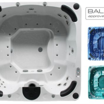 Apollo Deluxe 7 Seater Hot Tub By Zspas | Hot Tub Suppliers