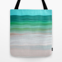 SEA-RENITY Tote Bag by Catspaws | Society6