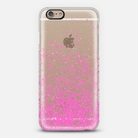 pink sparks iPhone 6 case by Marianna Tankelevich | Casetify