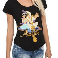Aladdin Dolman Girls T-Shirt - 187070