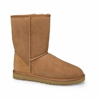 UGG Women's Classic Short Boot - Free Shipping & Gift Wrap on UGGs