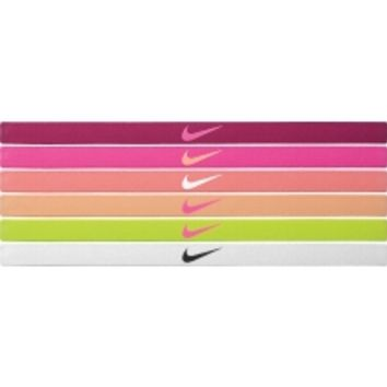 Under Armour Women's Graphic Elastic Headbands - Four Pack