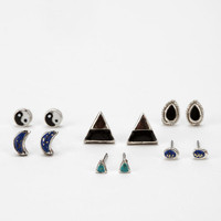 Itty Bitty Post Earring - Set of 6