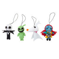 The Nightmare Before Christmas Yarn Doll Blind Box Keychain