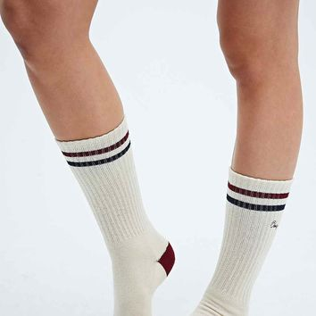 Obey Norfolk Socks in Cream - Urban Outfitters