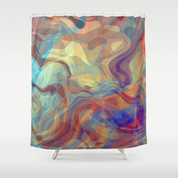 still here Shower Curtain by Christy Leigh | Society6
