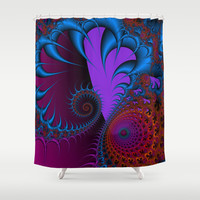 Optimystic Shower Curtain by Christy Leigh | Society6