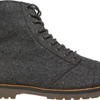 REEF COMPASSING LACE UP WOOL BOOT