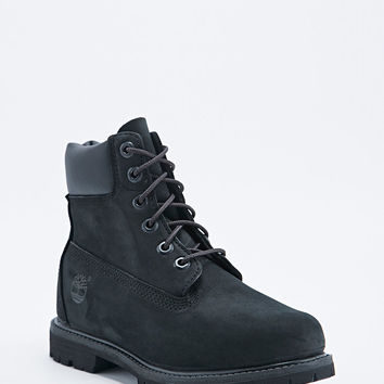 """Timberland 6"""" Premium Boots in Black - Urban Outfitters"""